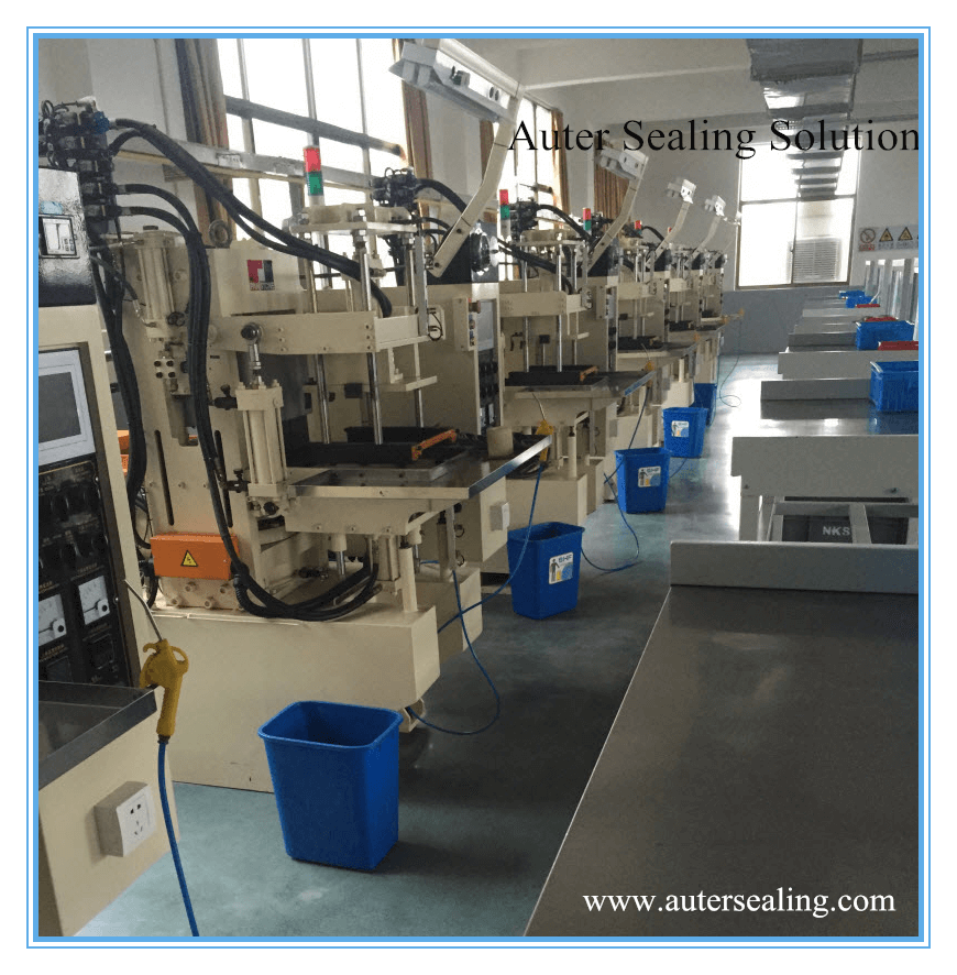 Auter sealing solutions factory